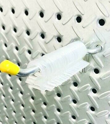 5 ☀NEW MEDIUM-SIZE!!☀ EZ Quick-Stick® No Parking Violation Sticker WARNING 6x3
