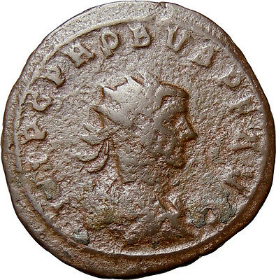 Probus Antoninianus Woman and Probus Serdica ? Mint Authentic Ancient Roman Coin