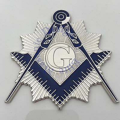 Master Mason Cut out Car  Auto Emblem, Decal Freemason
