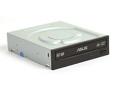 Asus Disc Burner Re-Writer SATA Internal Drive 24x CD DVD RW Desktop Computer