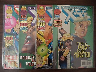 X.S.E.(Xavier's Security Enforcers) 1 2 3 4 Complete Run/Set/Lot Marvel Comics