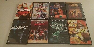 Breakdancing B-Boy & Hip Hop Ultimate DVD Collection