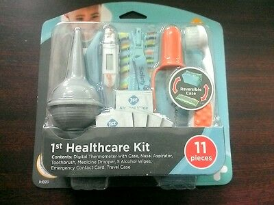 SAFETY 1st HEALTHCARE KIT - 11 PIECES