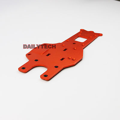 Rear Chassis Plate For HPI ROVAN King Motor  BAJA 5B 5T 5SC SS