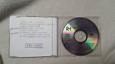 Cd Promo - Giuni Russo Fortunello - Beastie Boys Sabotage - Blur To The End