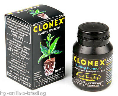 Clonex 50ml - Growth Technology Rooting Hormone Gel