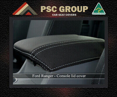 2015 Ford Ranger Waterproof Premium Centre Console Lid Cover (Front Armrest)