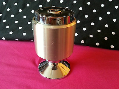 Rare Vintage / Briquet De Table / 1960's/70's Maruman T34 Gas Chrome / Japan