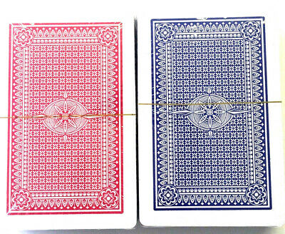 New Poker 100% Plastic Coated Playing Cards Magic Tricks Games Casino