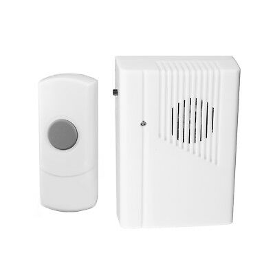 Arlec Waterproof High Quality Wireless Door Chime Battery Operated Multi Channel