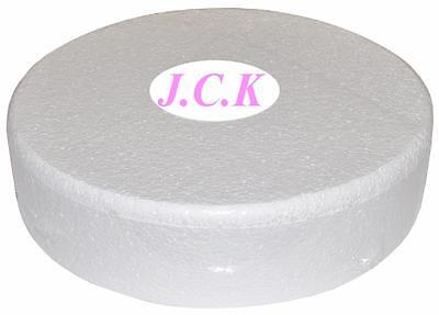 "6"" 8"" 10"" 12"" 14"" Square Or Round Polystyrene Shop Display Cake Dummy"
