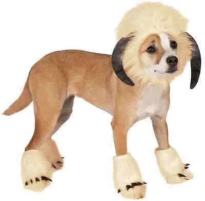 Wampa Star Wars Hoth Ice Creature Fancy Dress Up Halloween Pet Dog Cat Costume