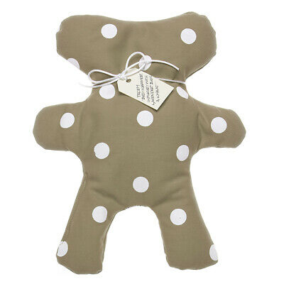 NEW Eastbourne Art Fragrant Teddy Taupe Spot Heat Pack