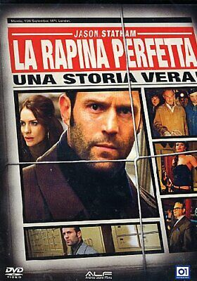 La Rapina Perfetta - The Bank Job DVD 01 DISTRIBUTION