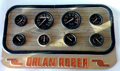 Orlan Rober Great Plastic Advertising Sign ORIGINAL