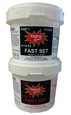 Epoxy Glue - #110 Fast Set (Gallon Kit)
