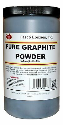 Pure Graphite Powder Quart