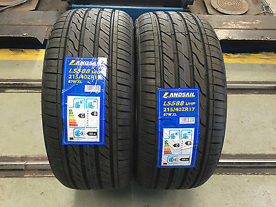 X2 215 40 17  87W Xl Landsail Tyres New With Amazing C,b Ratings  Very Cheap