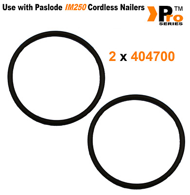 2 x im250 Replacement  o'rings 404700
