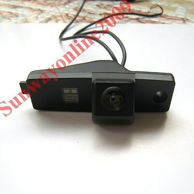CCD Color Car Rear View Reverse Camera for Toyota Highlander Kluger Lexus RX300