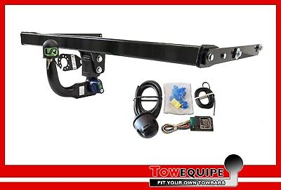 Swan Neck Towbar for Alfa Romeo 147 Hatchback 3-5door 2000 on Tow Bar 01057//F/_A1