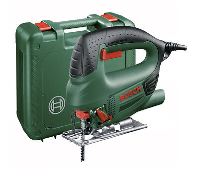 Bosch PST Universal Seghetto alternativo 530W 75mm, SDS, LowVibration, valigetta
