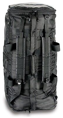 Uncle Mikes Side Armor Tactical Load Out with Straps Black Equipment Bag 53492