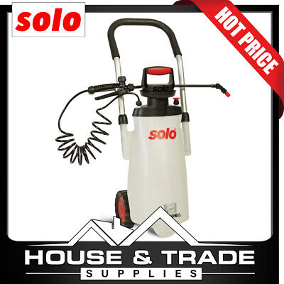 Solo 11L Litre Trolley Sprayer 453