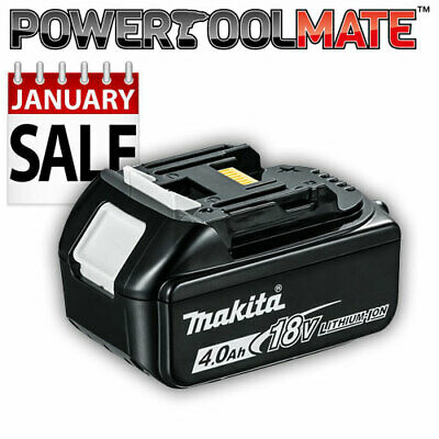 Makita BL1840 4Ah LXT Lithium-Ion Battery  GENUINE UK STOCK