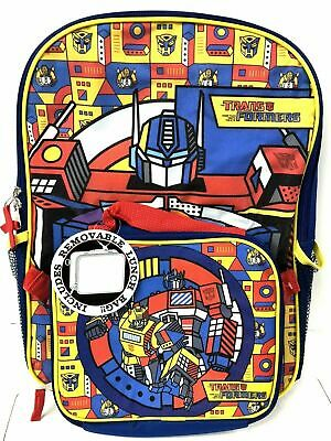 Blaze and the Monster Machines Backpack With Lunch Box Combo Set