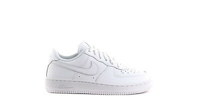 Nike Preschool FORCE 1 (PS) Shoes NEW AUTHENTIC White 314193-117