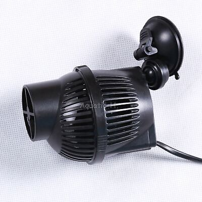 1325 GPH Circulation Wave Maker Pump Aquarium Reef Powerhead Suction Cup Mount