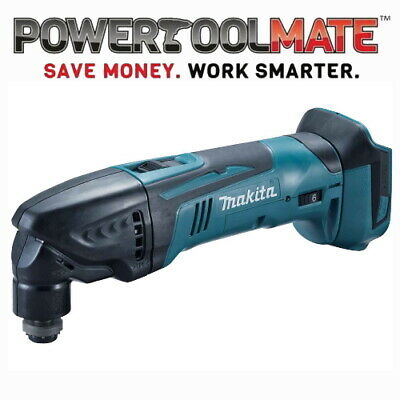 Makita DTM50Z 18v li-ion cordless multi tool naked - body only ex BTM50Z