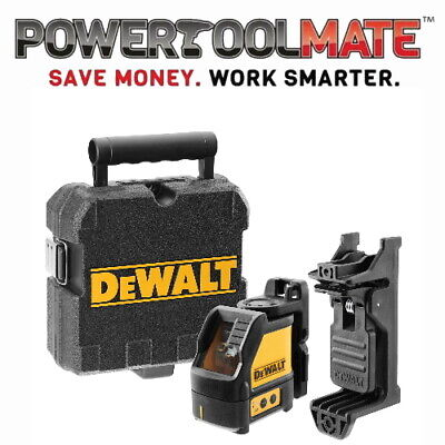 Dewalt DW088K Self levelling line cross line laser kit dw088 genuine uk stock