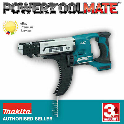 Makita DFR550Z 18V Cordless LXT li-ion Autofeed Naked Body only ex BFR550Z