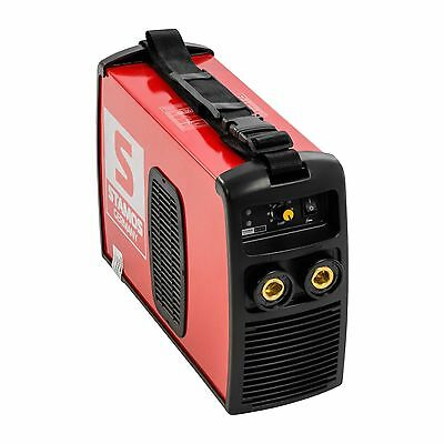 Mma Welding Machine E-Hand 200A Anti-Stick Arc Inverter Welding Shield Igbt New