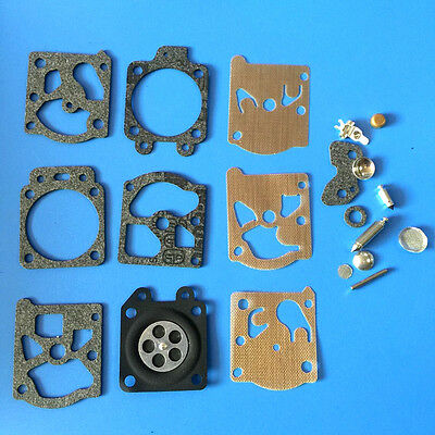 Stihl Hs72 Hs74 Hs76 Hs75 Hs80 Hs85 Hedge Walbro K20-Wat Carburetor Repair Kit