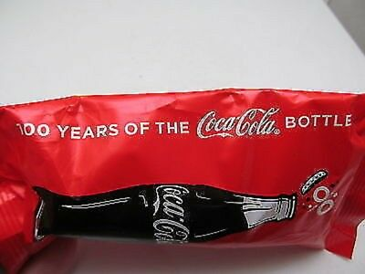 100 Years Of The Coca Cola Bottle Small Miniature 2014 New Sealed