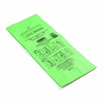 Rubbermaid 9VCVPB12 Replacement Paper Bag for 9VCV12 & 9VCV16 (10 pack)