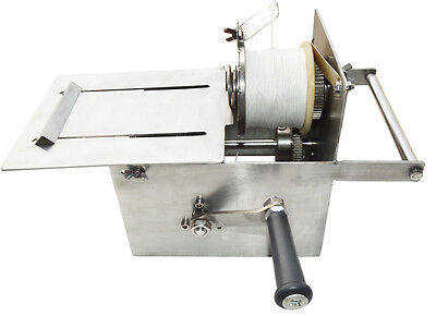 32mm Hand-rolling Sausage Tying Machine Sausage Knotting Machine Ship From US