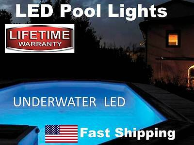 PREMIUM Quality -- LED Swimming POOL Lights -- Color Selectable -- Multi Color