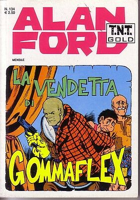 ALAN FORD N°134  - ITALY - (T.N.T. Gold)