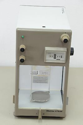 Mettler Instrument Corporation H78AR 160g Lab Scale (10555 E23)