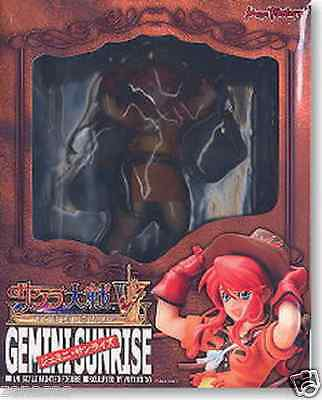 Used Max Factory Sakura Wars Gemini Sunrise 1:8 PVC Pre-Painted
