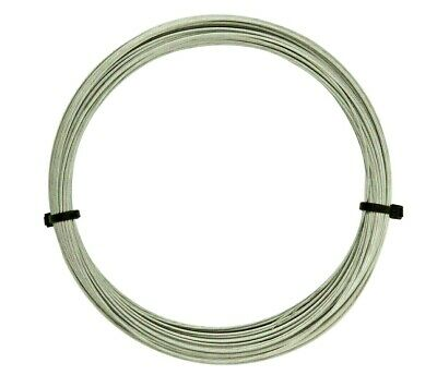 BOWDEN CONTROL CABLE / WIRE LOCKING WIRE 1.25mm OD 1.9mm OD VARIOUS LENGTHS