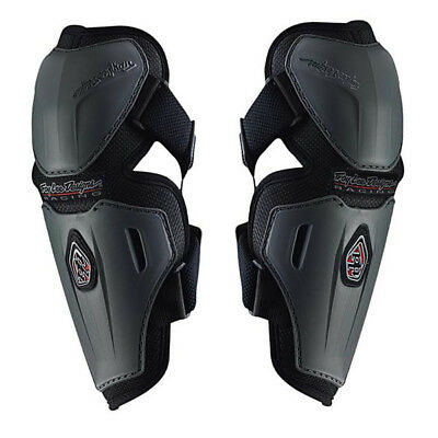 Troy Lee Designs NEW Mx TLD Grey Adult Dirt Bike MTB Motocross Elbow Guards