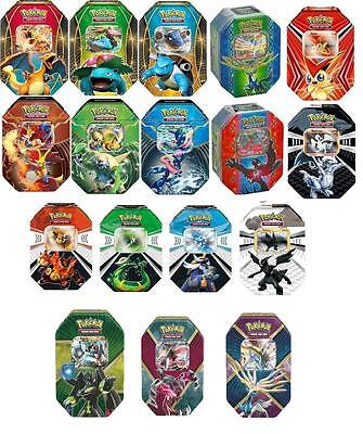 Pokemon Tin da Collezione 2017 TIN SET POKEMON GX in ITALIANO