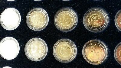 2014 Commemorative 2 Euro ( €2 ) Coin Uncirculated in capsule choose from 23