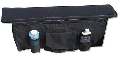 Underseat Storage Bag with Cushion for Inflatable boat, boats, canoe