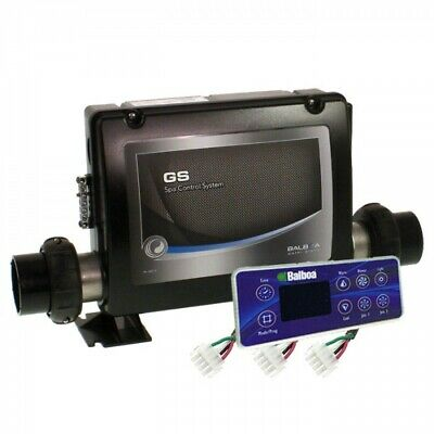 Balboa GS523DZ Complete Control System and Panel - Hot Tub DIY Upgrade